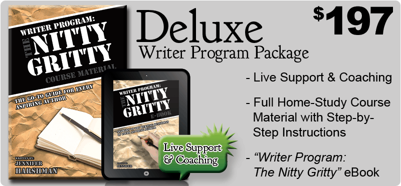 DeluxePackage writer workshop online