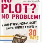 Stuck on NaNoWriMo novel? Bust through writer's block.