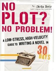 Stuck on NaNoWriMo novel? Bust through writer's block.
