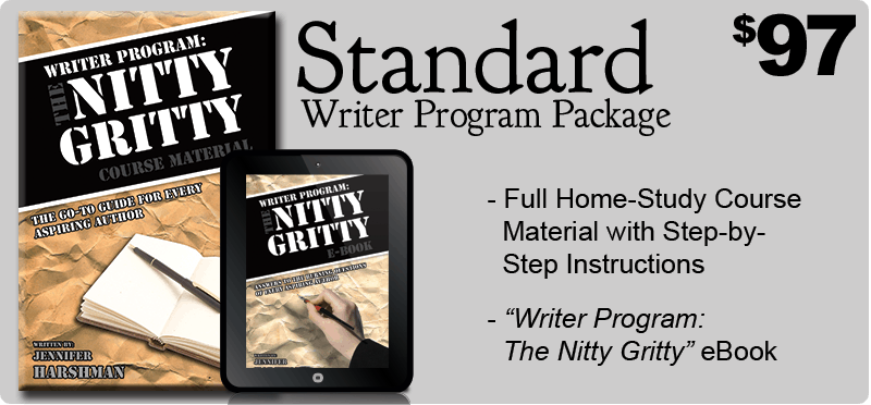 StandardPackage writer workshop online