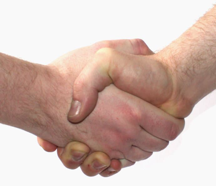 Start an online business legally and get it in writing if you form a partnership.