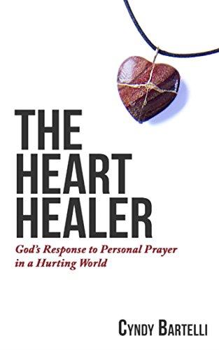 Book edited by Jennifer Harshman: The Heart Healer by Cyndy Bartelli