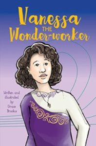 Book edited by Jennifer Harshman Vanessa the Wonderworker
