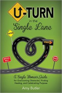 Book proofread by Jennifer Harshman U-Turn in the Single Lane by Amy Butler