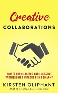 Creative Collaborations cover image of handshake