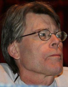 Photo of Stephen King for Jennifer Harshman's bio