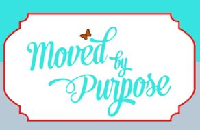 Clients served by Jennifer Harshman Moved by Purpose logo
