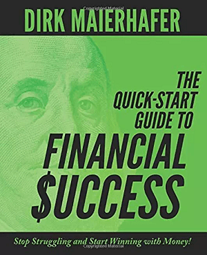 Book edited by Jennifer Harshman Quick Start Guide to Financial Success