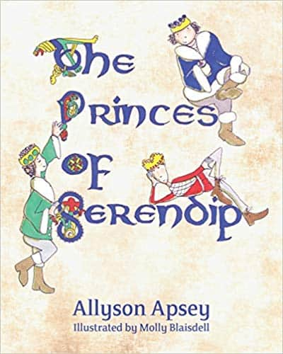 Book edited by Jennifer Harshman The Princes of Serendip cover