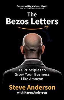 Image of a book edited by Jennifer Harshman: The Bezos Letters
