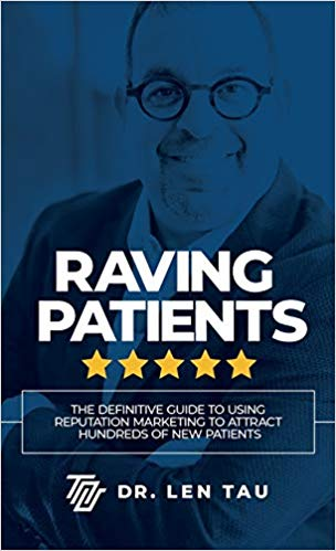 Book edited by Jennifer Harshman Raving Patients by Dr. Len Tau