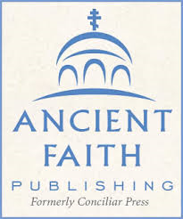 Client served by Jennifer Harshman Ancient Faith Publishing logo